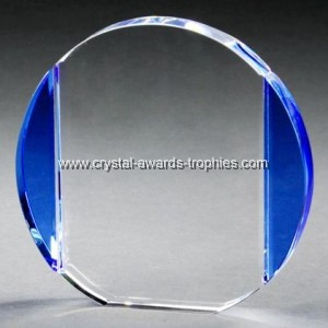 Colored Roundness crystal