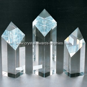 blank crystal diamond cubes