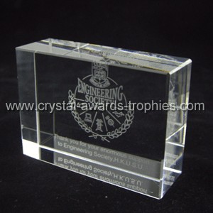 cheap custom paperweights engraved