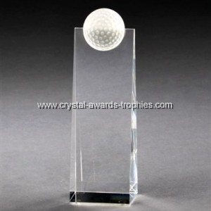 Golf Ball plaque Trophies