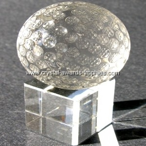 Golf Ball with Square base