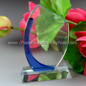 child grace crystal award trophy